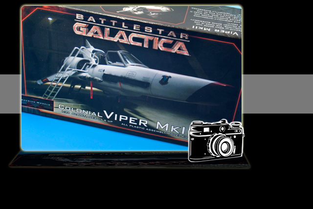Battlestar Galactica Viper MkII 1:32