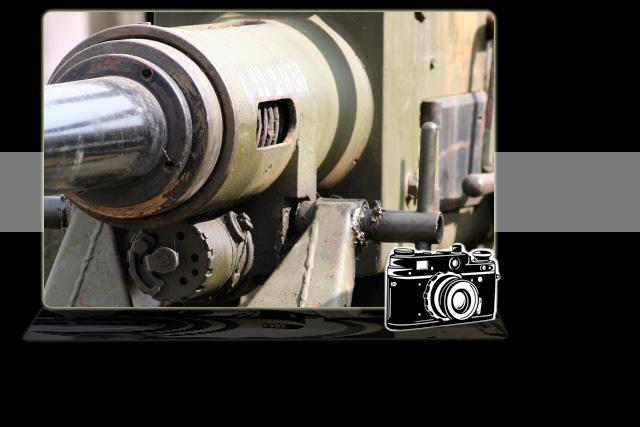 Bofors AA Gun