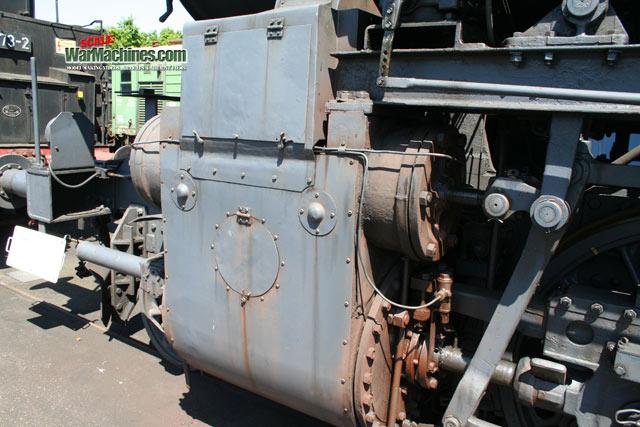 BR52 Kriegslok Walkaround