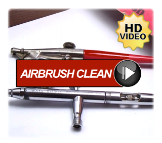 Clean Your Airbrush