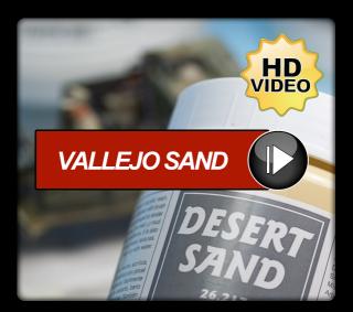 Vallejo Desert Sand