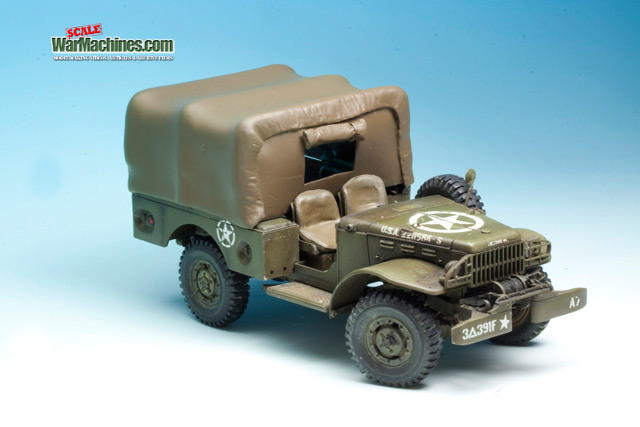 Skybow Dodge WC52 1:35th Scale
