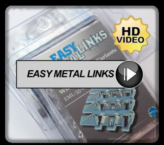 Easy Metal Links Tracks
