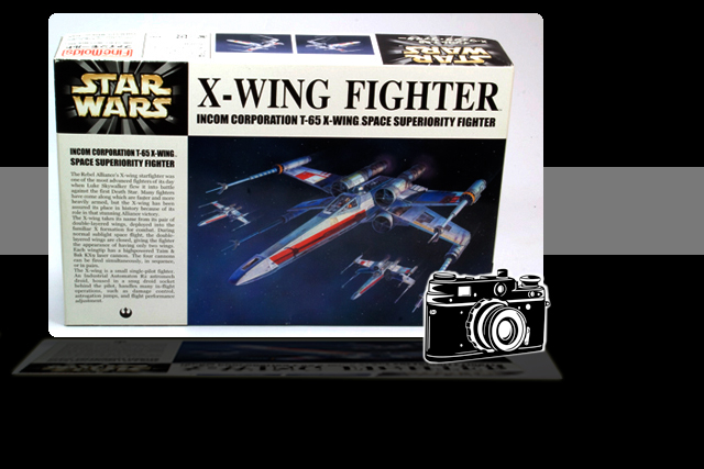 Fine Molds X-Wing 1:48th
