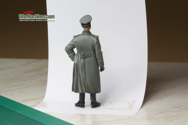 German Officer 1:35th Scale