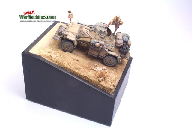 ICM Sdkfz.222
