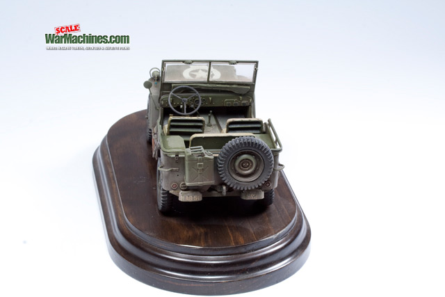 Italeri Jeep 1:24th Scale