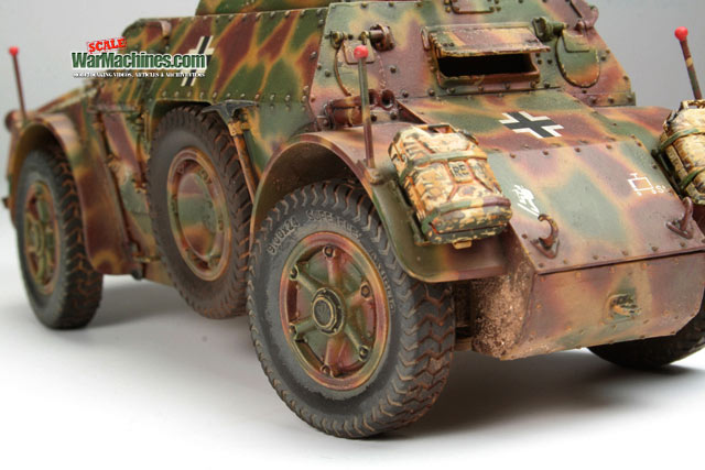Italeri AB43 1:35th Scale Ref 6451