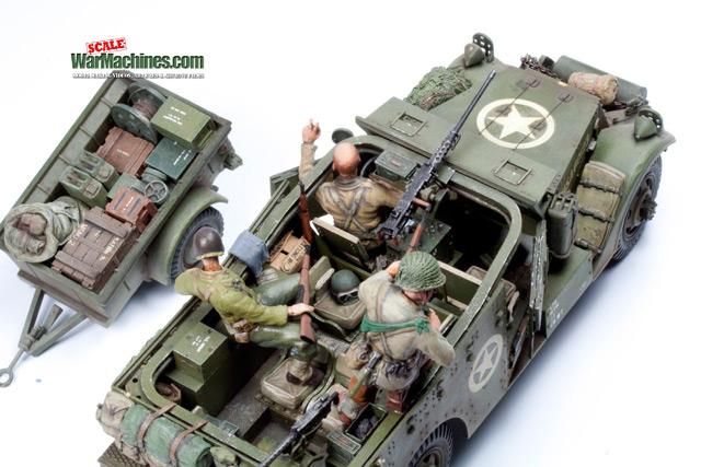 Italeri M3A1 Scout Car 1:35th Ref 231