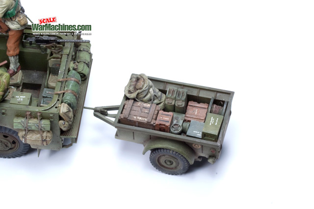 Italeri M3A1 Scout Car 1:35th Ref 231