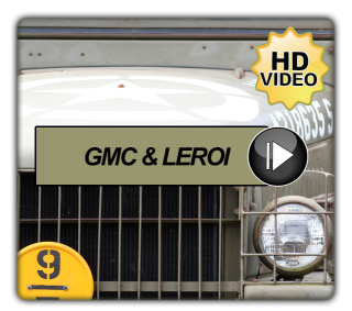 GMC 2.5t Truck with Leroi Compressor