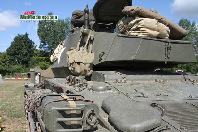 M24 Chaffee Walkaround