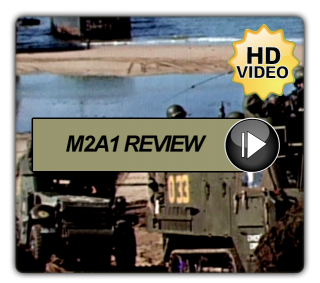 M2A1 Halftrack Review & Walkaround