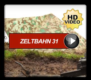 Medico's D-Tails Zeltbahn 31 Review