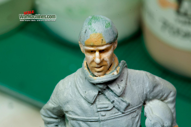 Painting Figure's Faces How To