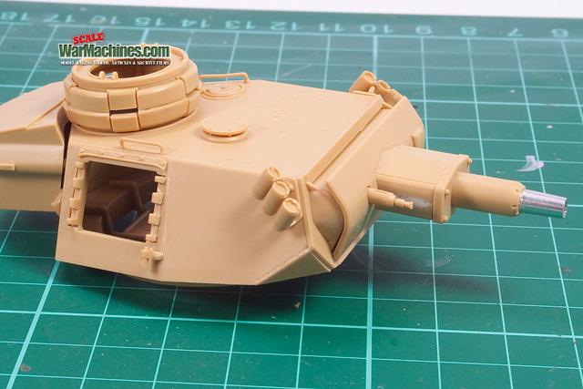 Tamiya Panzer III Ausf. N (Ref: 35290)