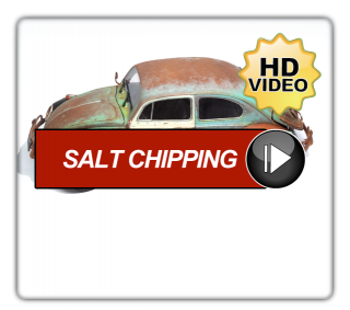 Salt Chipping Technique