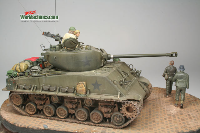 M4A3 Sherman HVSS
