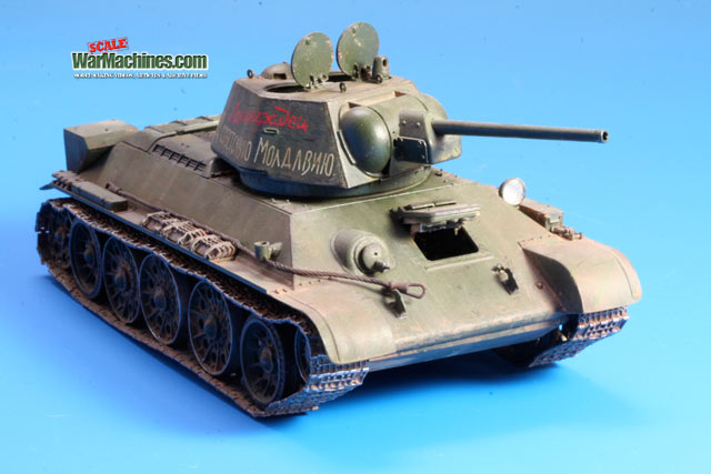 Hobbyboss T-34/76 1943 Factory No.112