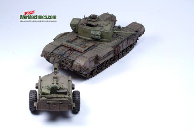 Tamiya Churchill Crocodile