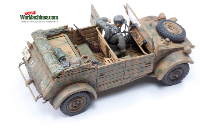 Tamiya Kubelwagen